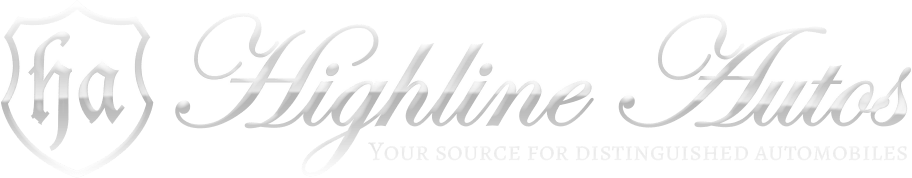 Highline Autos – Your source for distinguished automobiles