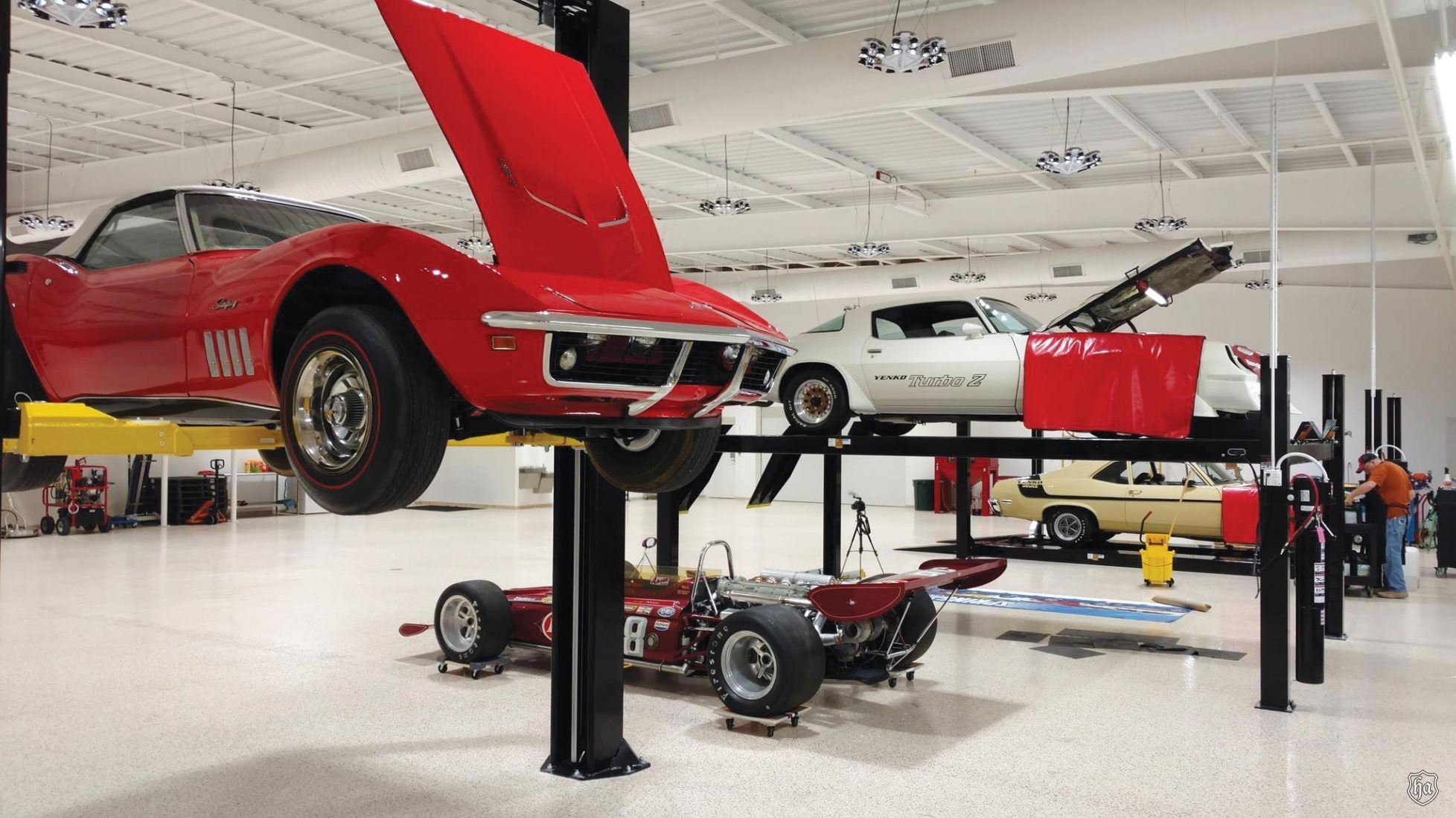 Power Play Mark Pieloch S American Muscle Car Museum Highline