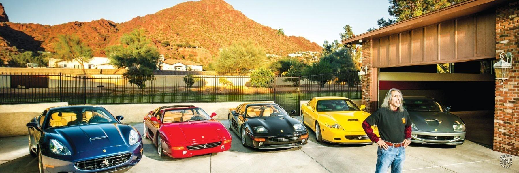 Covington Honda Nissan >> Mark Kramer Celebrates 70 Years of Ferrari - Highline ...