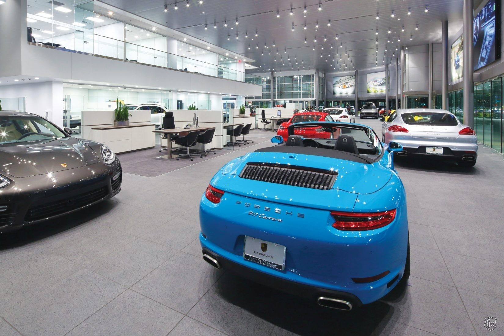 Porsche Chandler Opens At Loop 202 Highline Autos Your