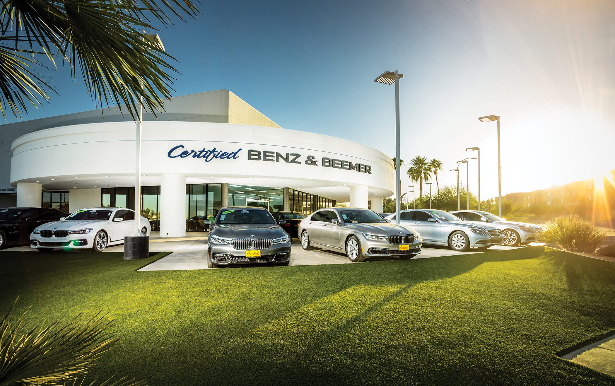 Certified Benz Beemer Expands With New Location Highline Autos