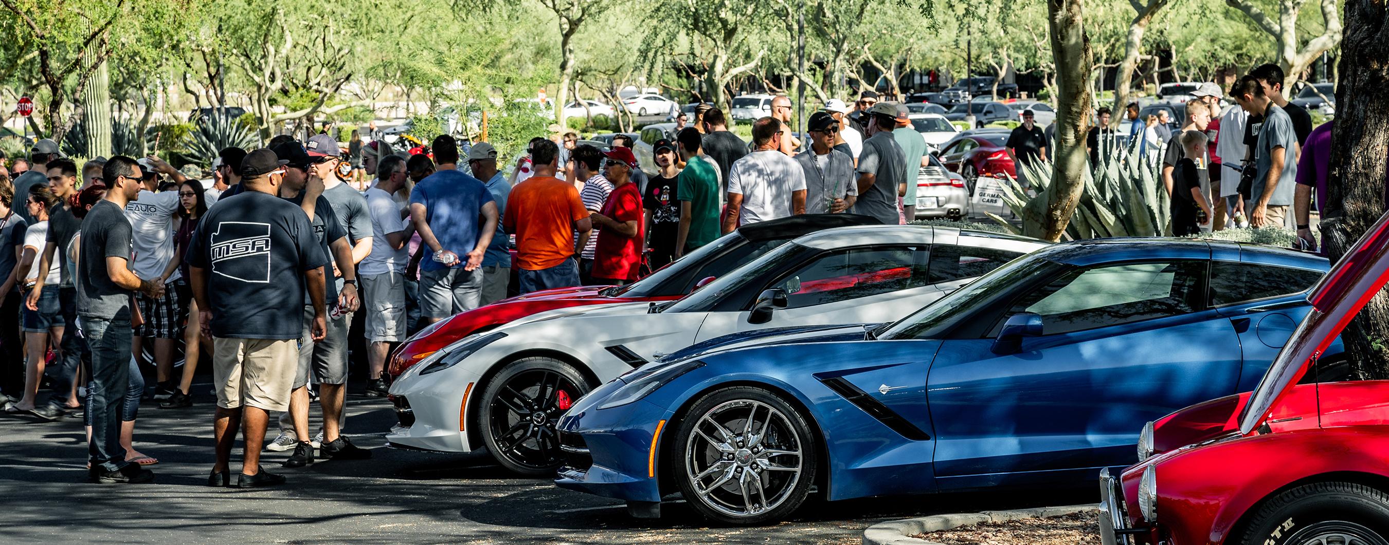Scuderia Southwest July Scottsdale Motorsports Gathering ...