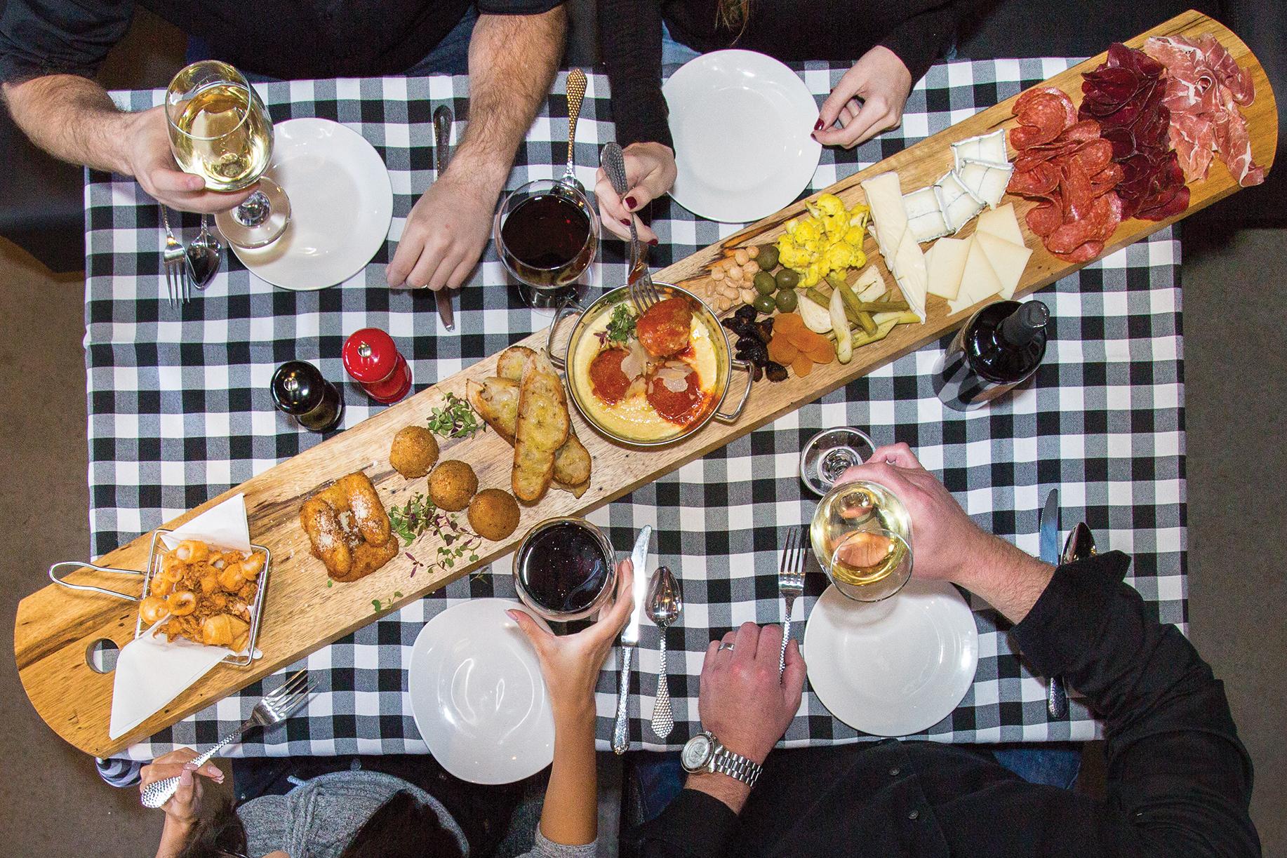 Covington Honda Nissan >> Sicilian Butcher: The Maggiore Family Mixes Traditional ...