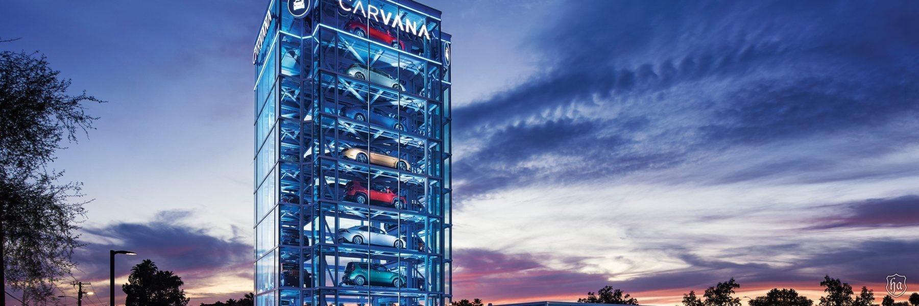 Covington Honda Nissan >> Altered Carbon Online Car Sales Company Carvana Opens ...