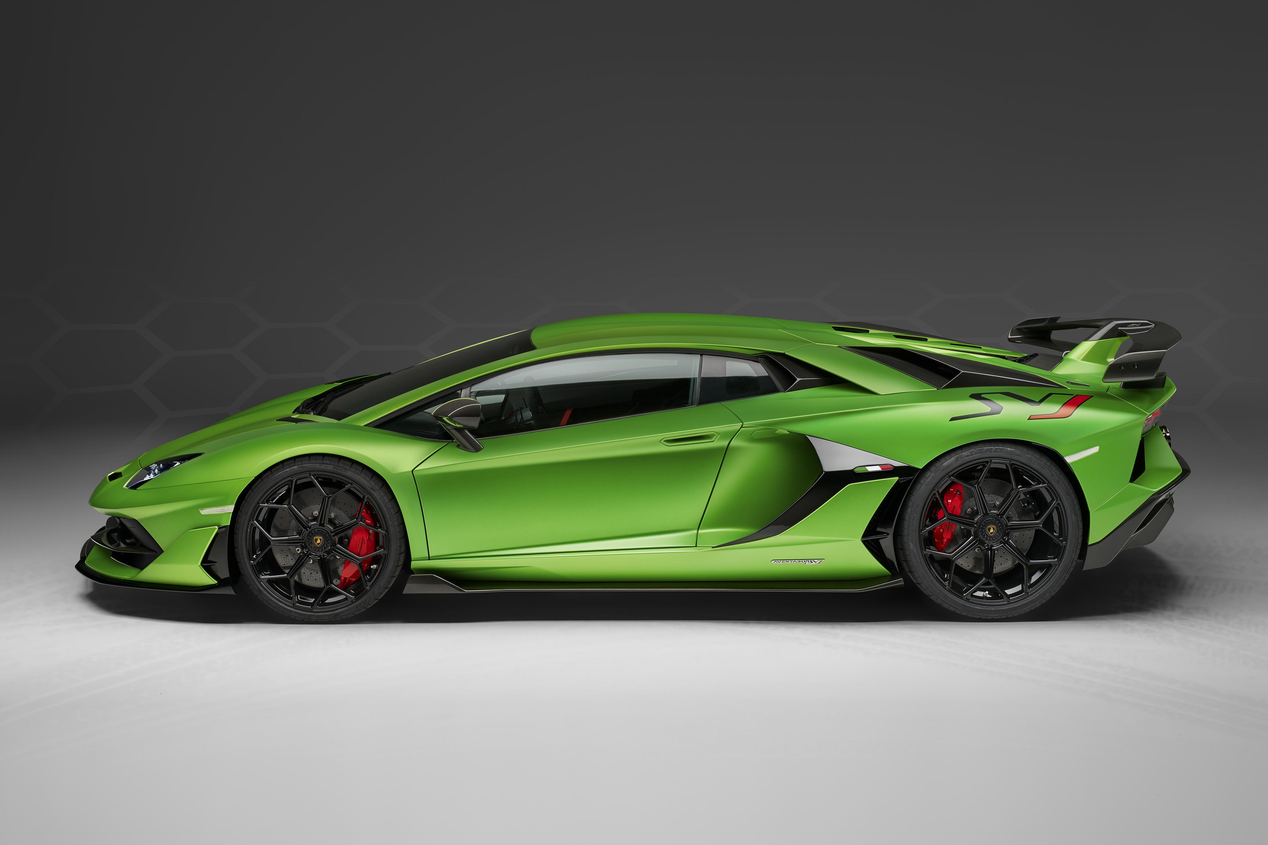 Lamborghini Aventador Svj Highline Autos Your Source