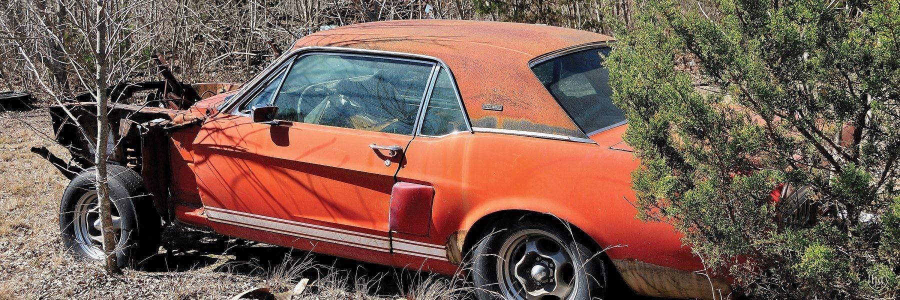 Covington Honda Nissan >> Barrett-Jackson's Craig Jackson and Team Find 'Little Red ...