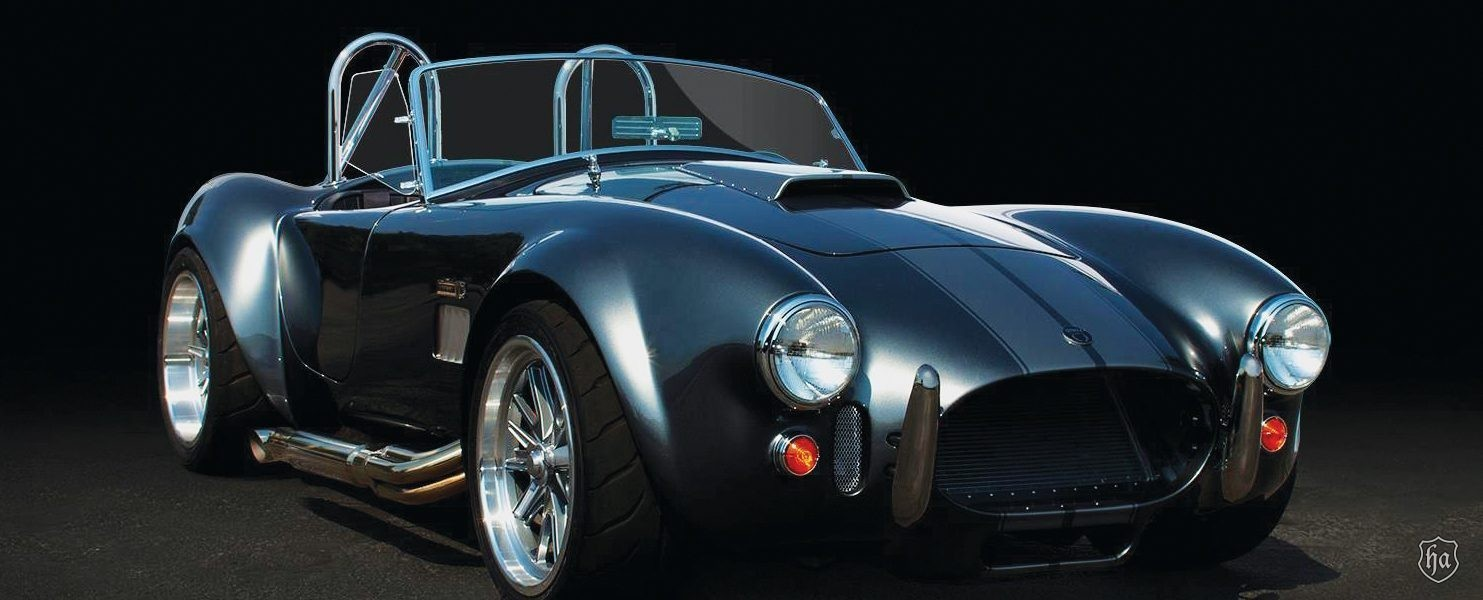 Spitfire Sports Car Recalls Two Legends With A New One