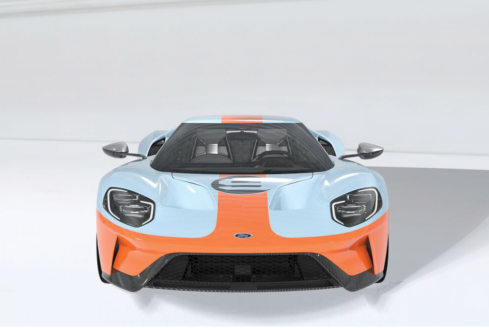 2019_Ford_GT_Heritage_Edition_VIN_001