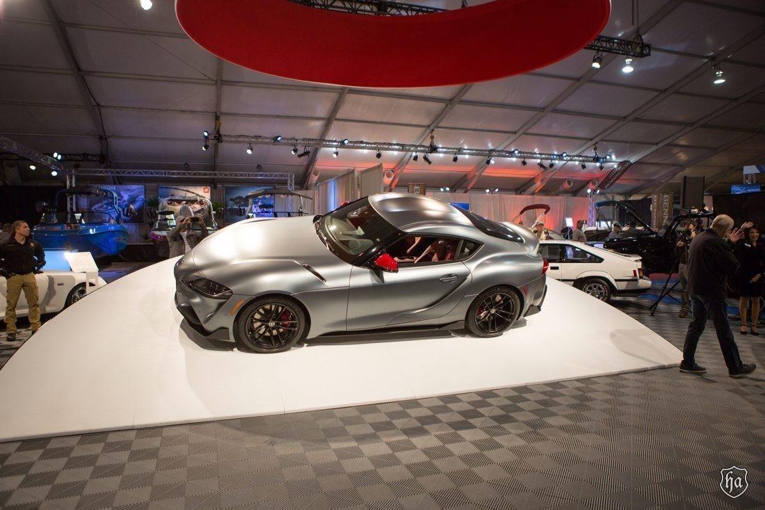 2020_Toyota_Supra_Barrett_Jackson_Auction_1