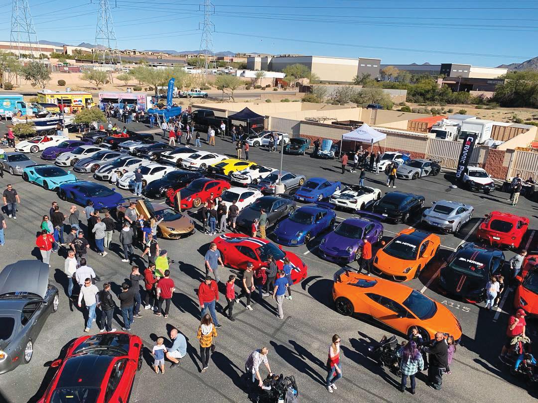 Ddw Partners Car Show For Hopekids Post Photo Coverage