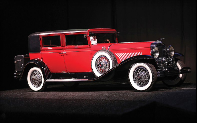 Worldwide_Auctioneers_1931_Duesenberg_Model_J_Custom_Berline