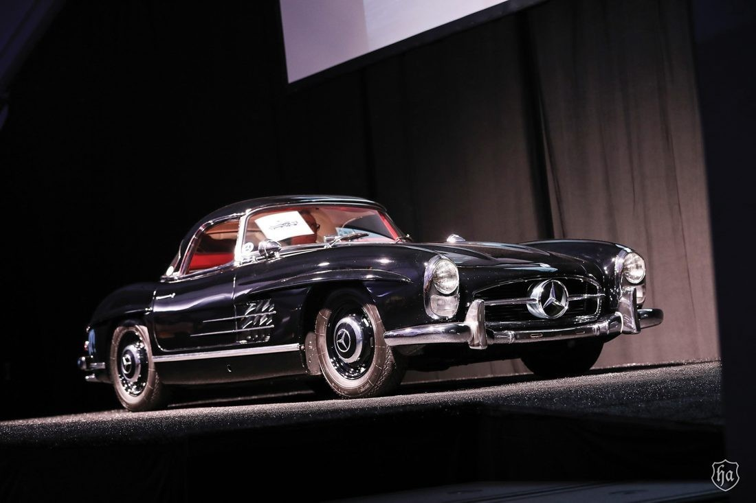 Worldwide_Auctioneers_1959_Mercedes_Benz_300SL_Roadster