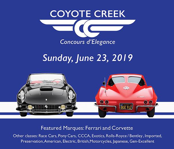 Covington Honda Nissan >> Coyote Creek Concours d'Elegance - Highline Autos - Your ...