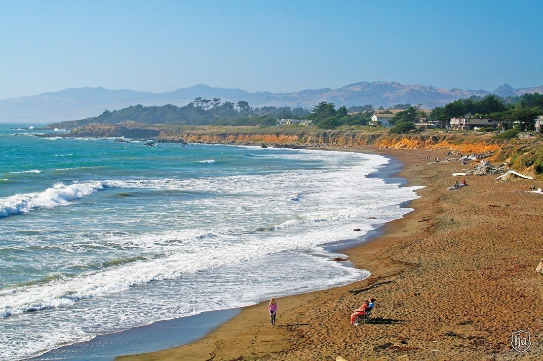 The_Beach_Cambria_California