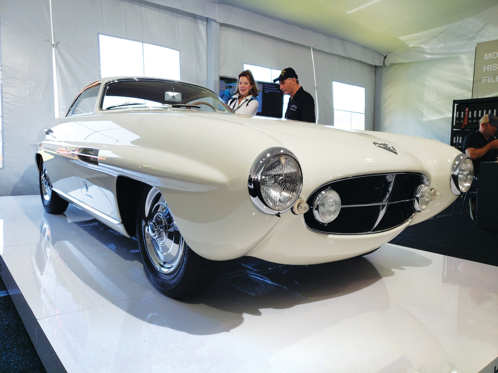 Bonhams_1953_Fiat_8V_Supersonic_sold_for_$1,625,000