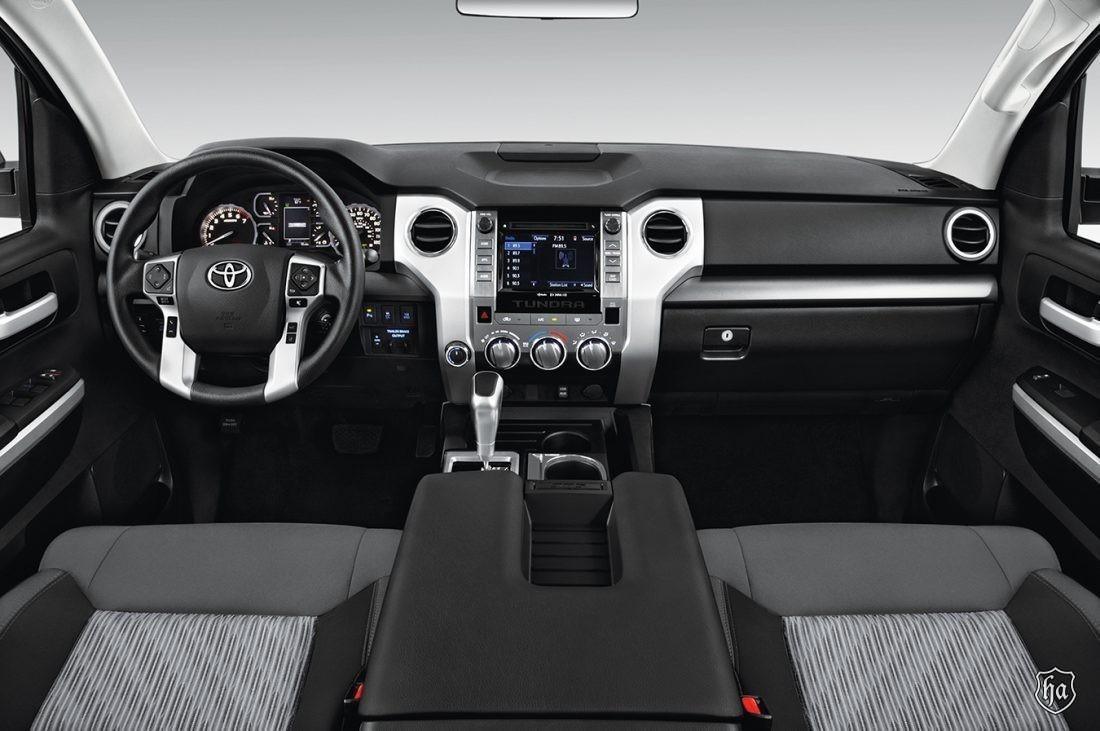 2016 Toyota Tundra SRS 4 Door Trucks