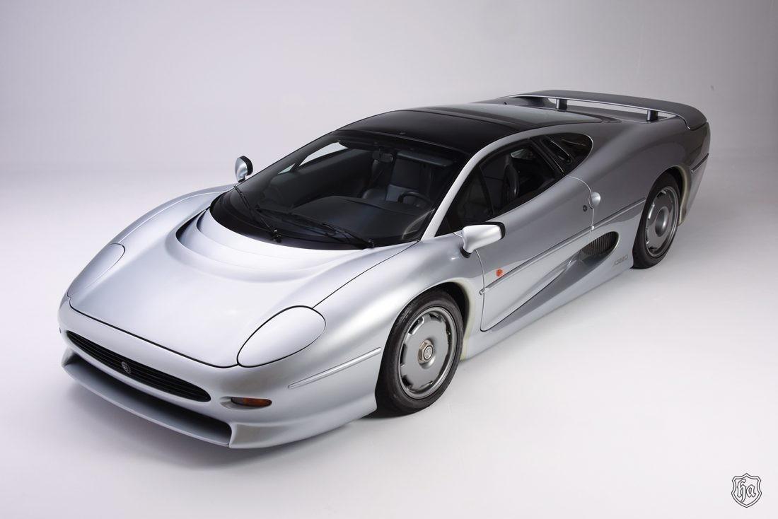1993_Jaguar_XJ220