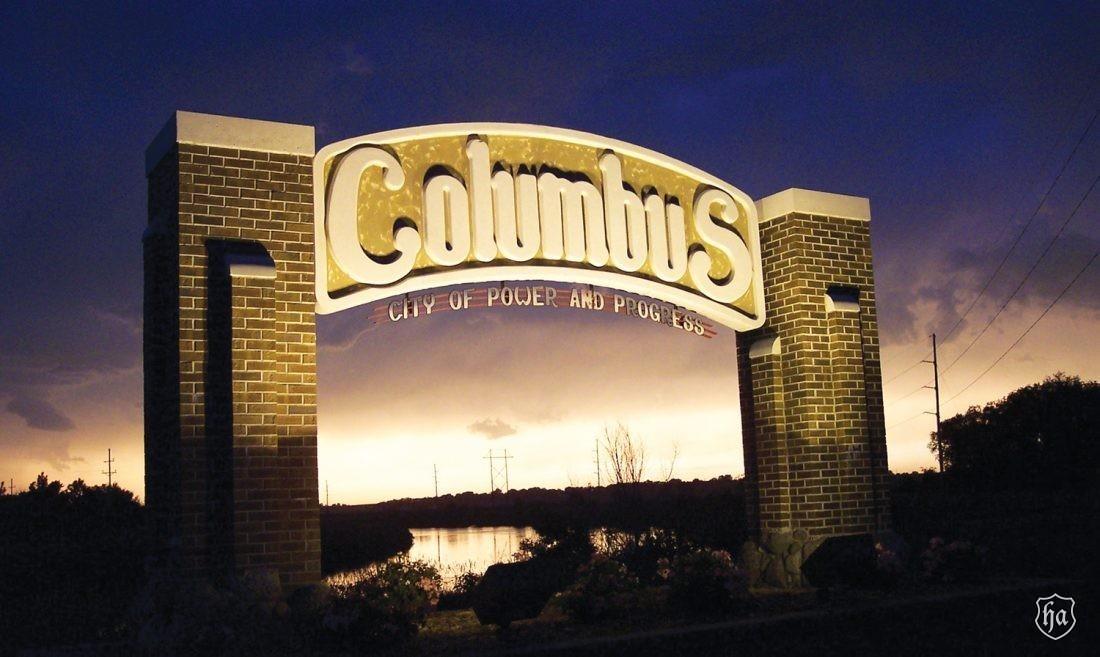Columbus_Nebraska_sign