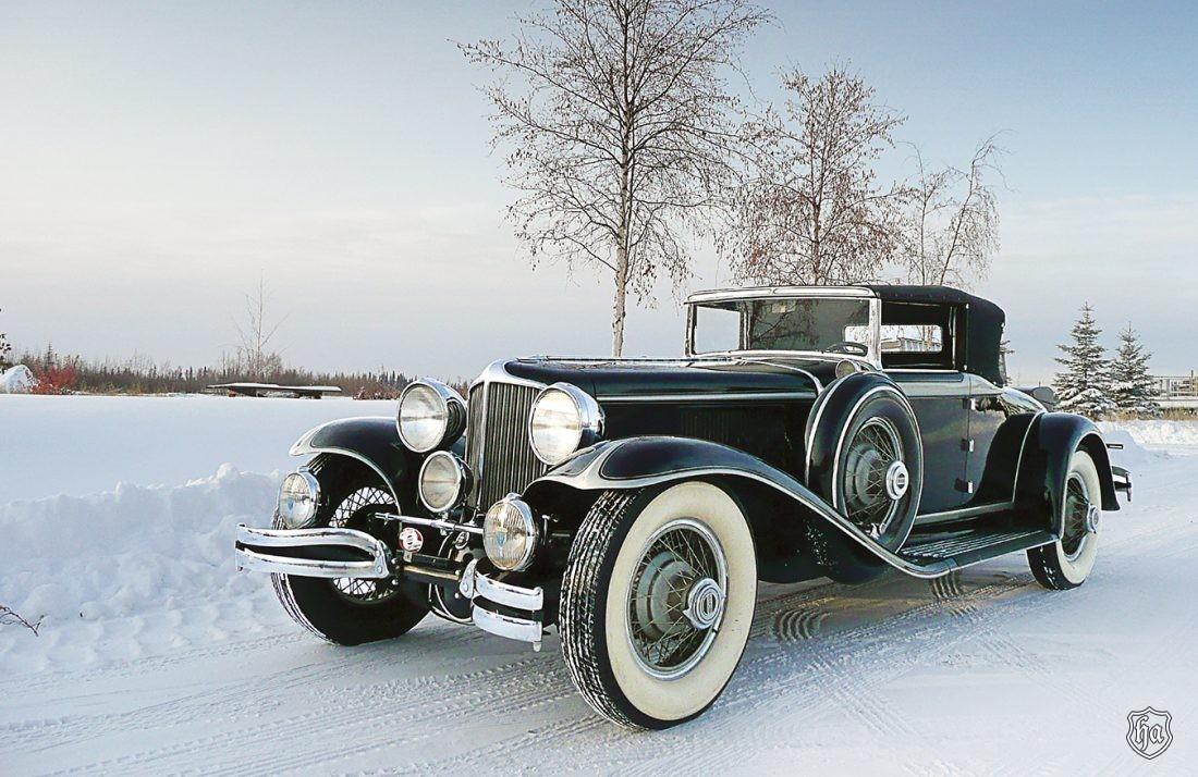 1931_Cord_Model_L29 Cadriolet_Fountainhead_Museum