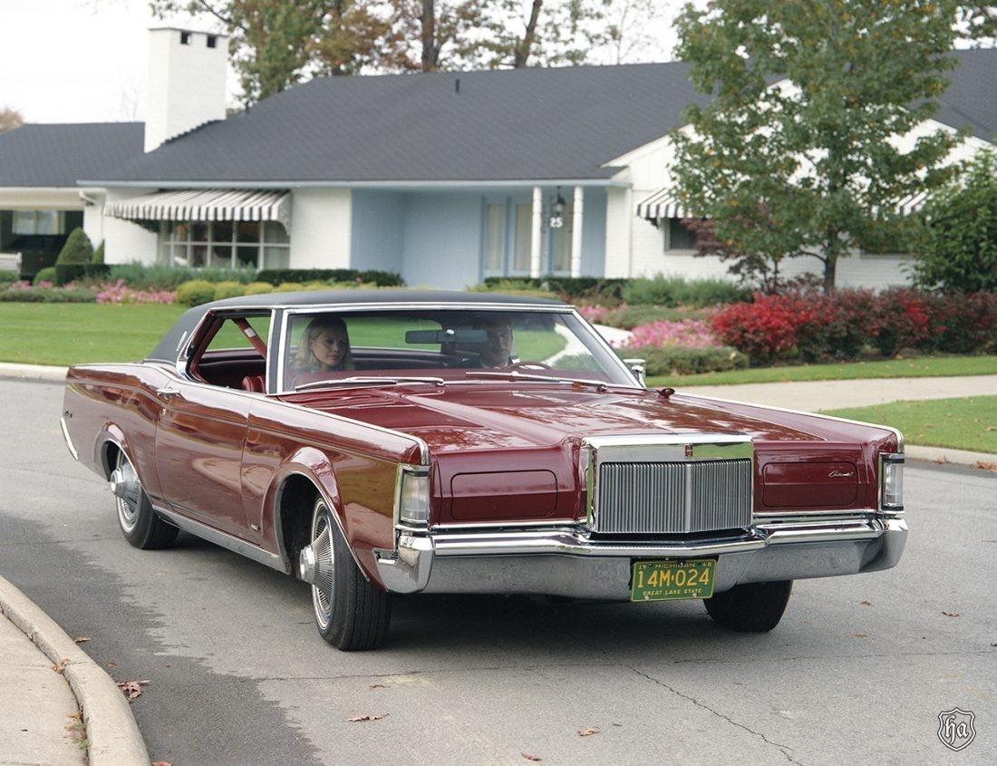 1969_Lincoln_Mark_III