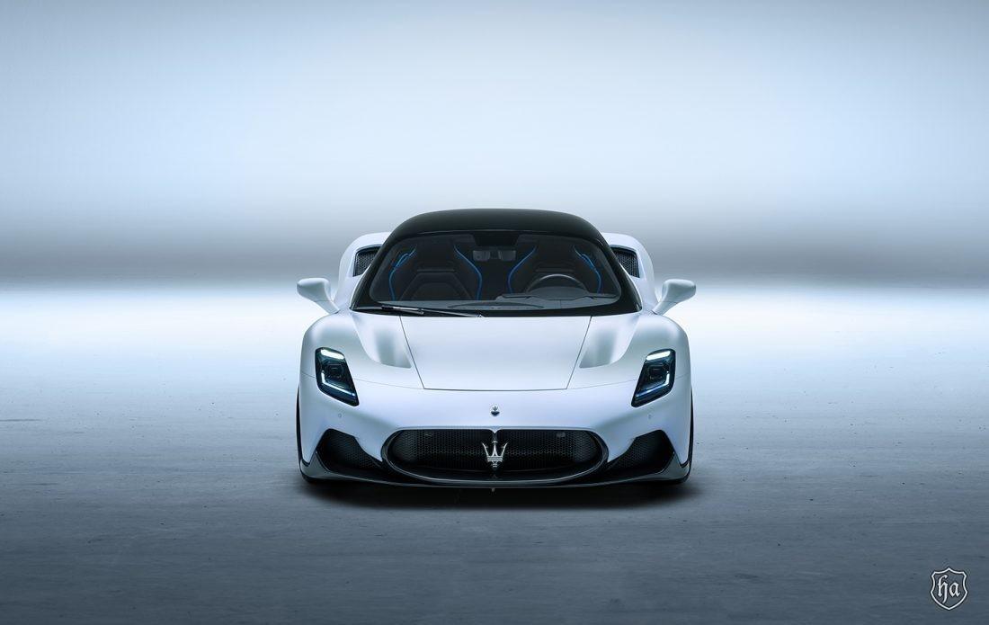 Maserati_MC20_front