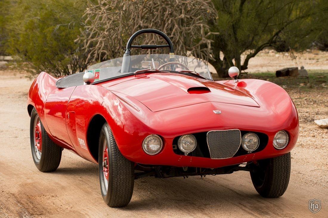 1955 Arnolt Bristol at the Bonhams Colletor Car Auction Scottsdale 2021