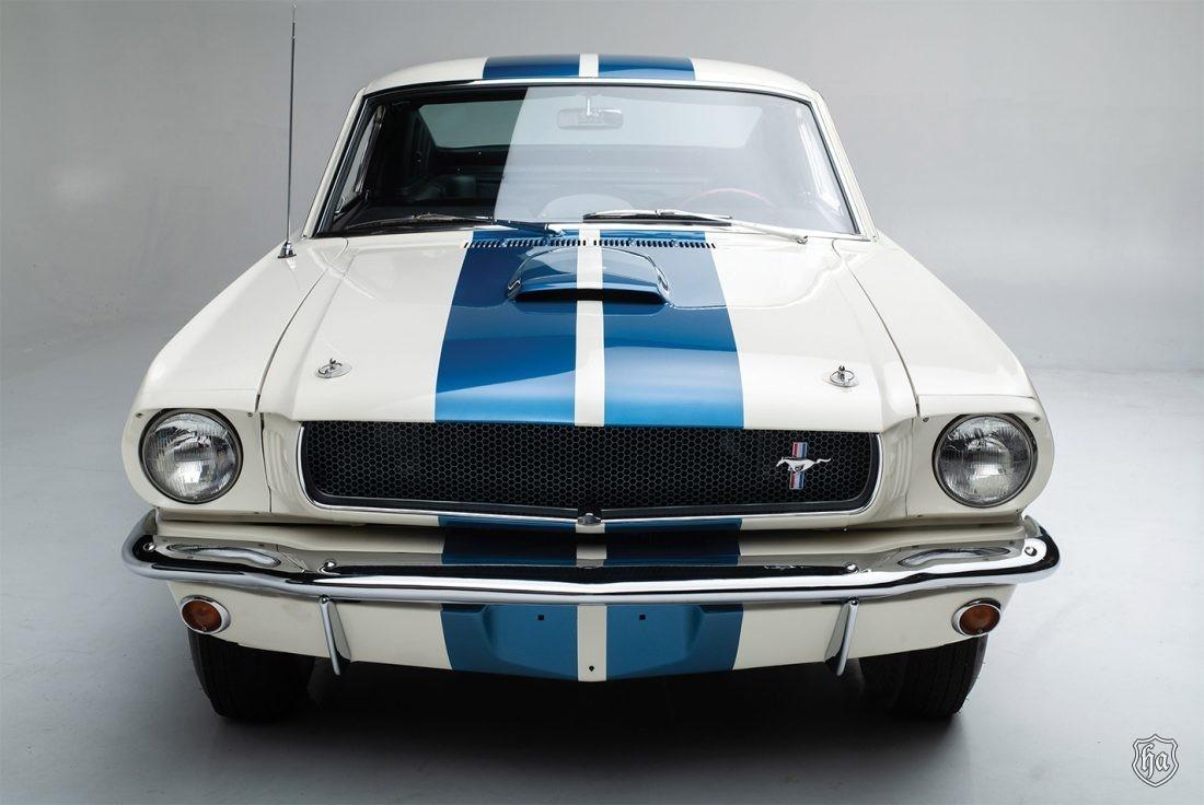 1965_Shelby_GT350_Lot_1395