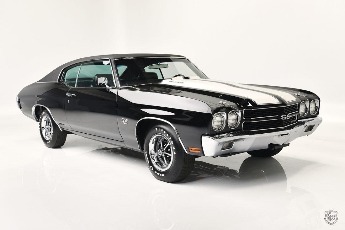 1970_Chevrolet_Chevelle_LS6_Lot_1317