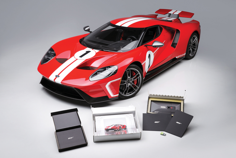2018_Ford_GT_67_Heritage_Edition_Lot_1408