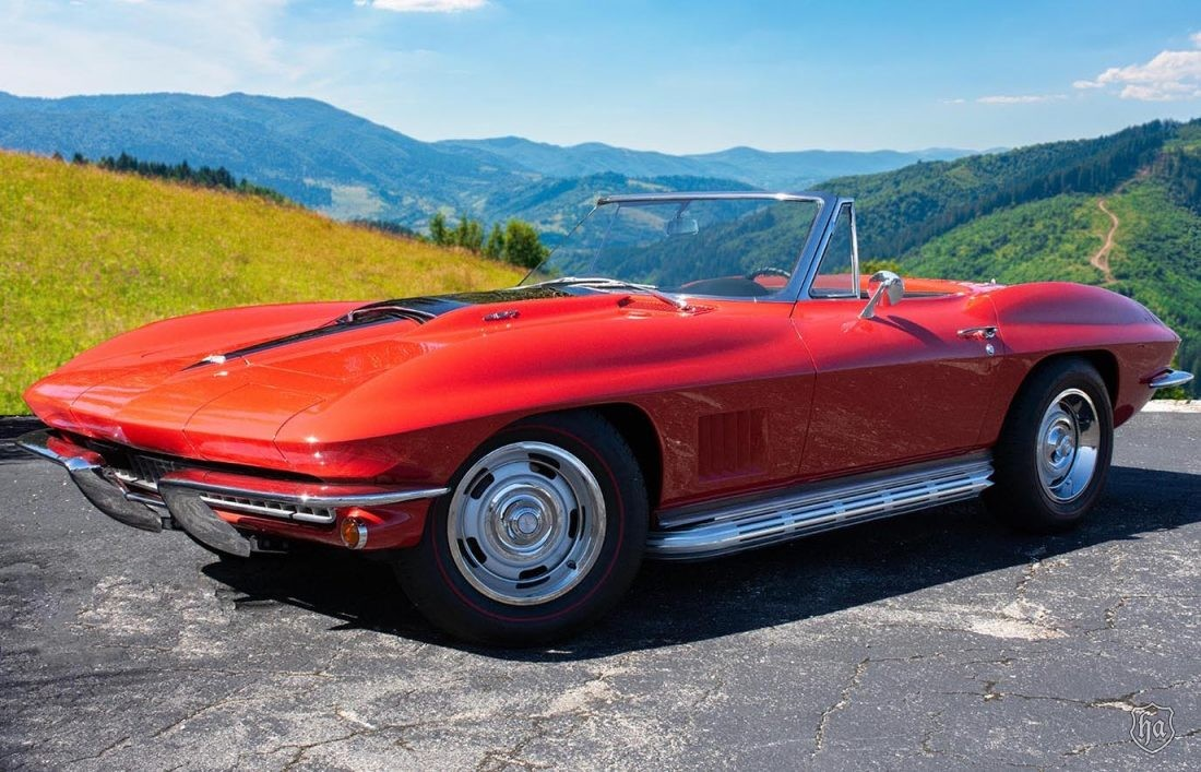 1967_Chevrolet_Corvette
